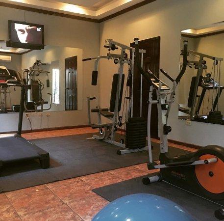 Hotel Portal del Angel: GYM