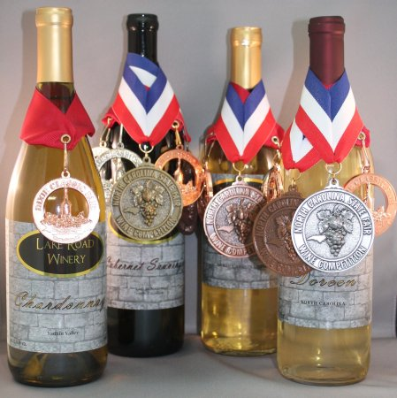 Newport, Carolina del Norte: Award Winning Winery