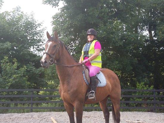 Kilfinane, Irlanda: Sammy new addition to the horses