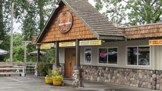 Aldergrove, Canada: Entrance