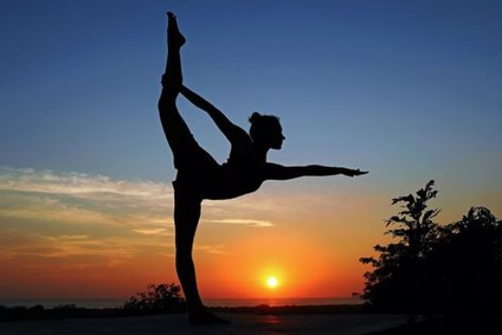 Costa Rica Yoga Spa: Sunset Yoga