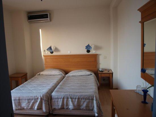 โรงแรมซิลเวีย: наш чудесный номер на 4 этаже (401)