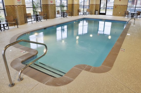 Holiday Inn Express Hotel & Suites Mt Juliet-Nashville Area: Indoor Heated Salt System Swimming Pool