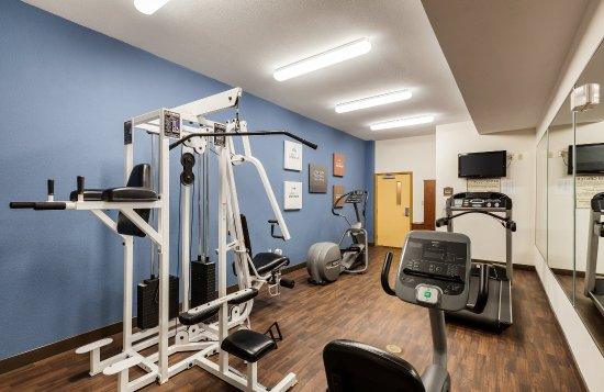 Comfort Suites Plano: Fitness Room
