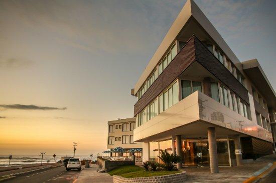 Dunas Praia Hotel: Nascer do Sol