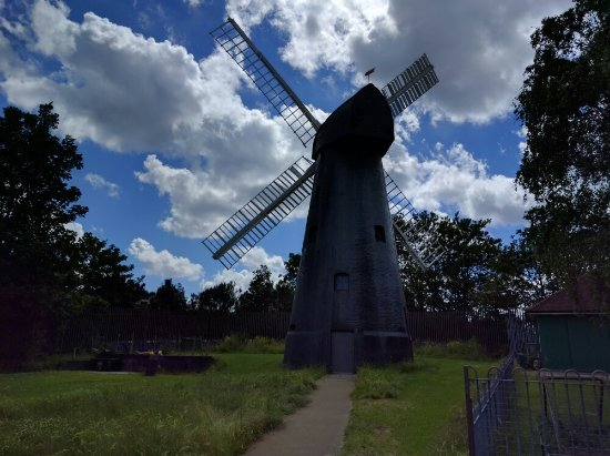 Brixton Windmill (Ashby's Mill)