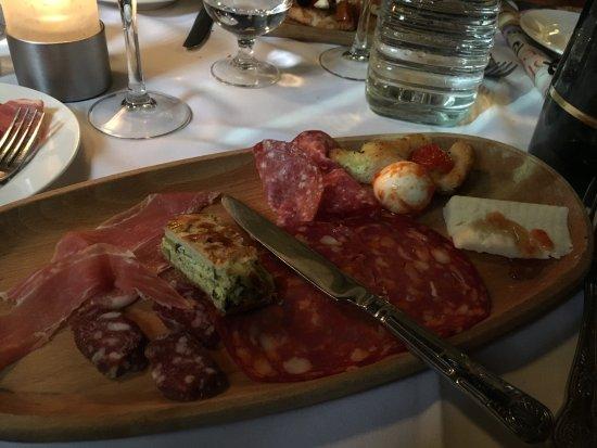 Da Vincenzo Food and Wine Hall Authentic Italian - TripAdvisor