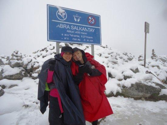 Peru Mountain Climb