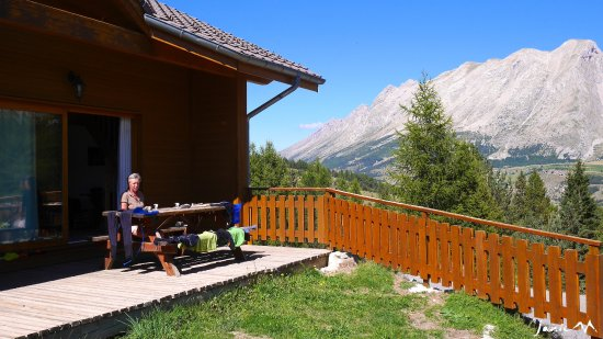 Chalets Margot: Chalet privatif