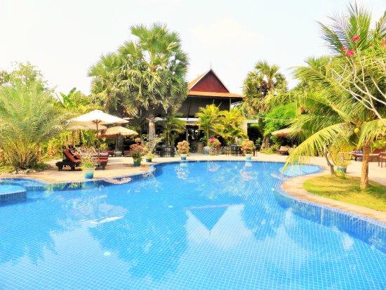 Battambang Resort: Wunderschön...