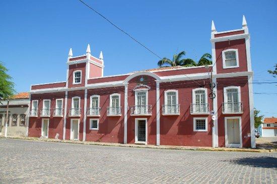 Fachada da Câmara Municipal de Aracati