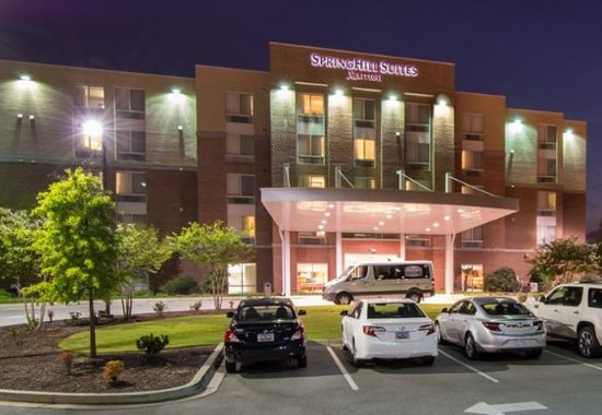 Photo of SpringHill Suites Columbia Downtown