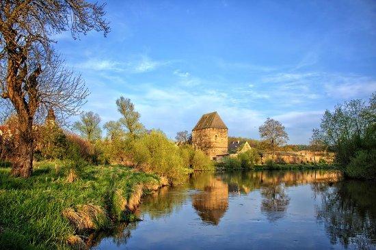 Ducal Tower in Siedlecin