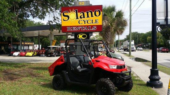 Solano Cycle Rentals