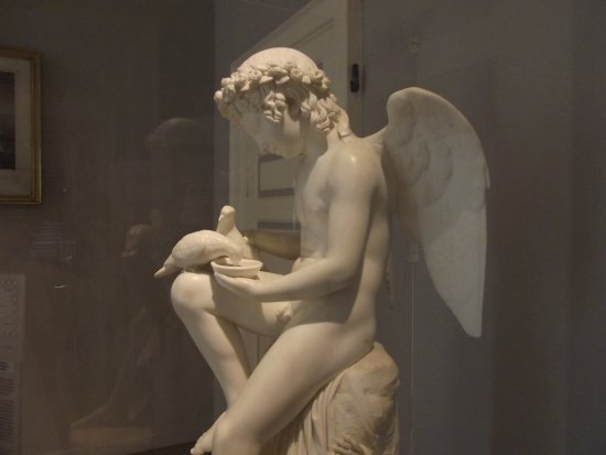 Tremezzina, Italy: Statua