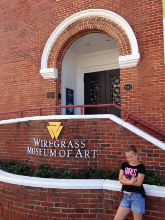 ‪‪Dothan‬, ألاباما: Wiregrass Museum of Art‬