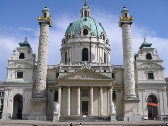 Karlskirche: Eglise St Charles