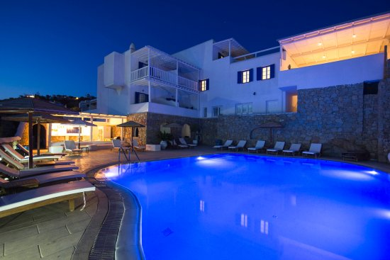 Mykonos Essence Hotel: Swimming Pool