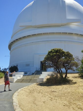 Palomar Mountain, Калифорния: Palomar Observatory