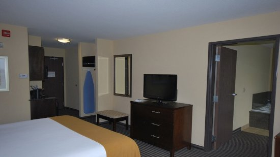 Okmulgee, OK: Suite Nonsmoking Room
