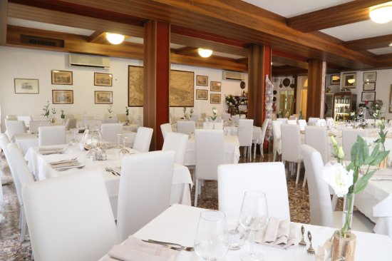 Hotel Edelweiss: sala da pranzo