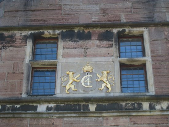 Kastil Rosenborg: C4 (Christian IV)