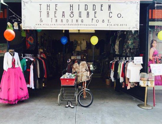 The Hidden Treasure Co.& Trading Post