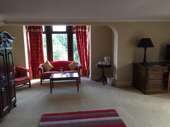 Gomersal Park Hotel: Honeymoon suite