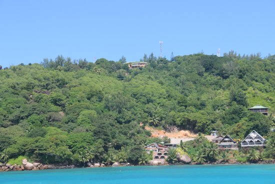 Acajou Beach Resort: ile de Praslin