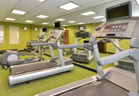 Fairfield Inn & Suites Columbus West/Hilliard: Fitness Center – Cardio Equipment