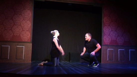 Unexpected Productions: Part of the Improv