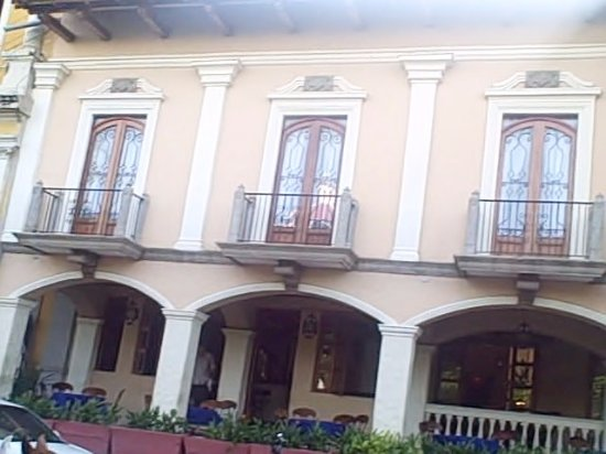 Hotel Alhambra Granada Nicaragua