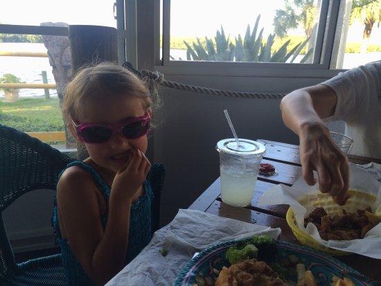 Ruskin, FL: Gator bites fantastic