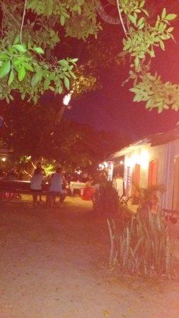 ตรันโกโซ: Iluminação noturna atração turística, noturna localizada no QUADRADO DE TRANCOSO BAHIA.