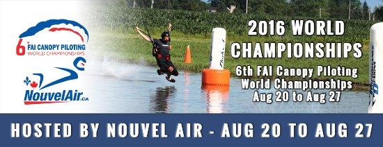 Farnham, Canada: Adrenaline rush guaranteed.