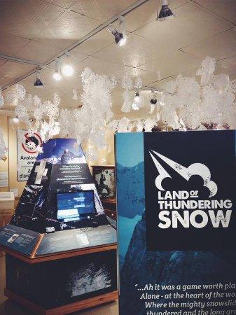 Revelstoke Museum: Our award winning Land of Thundering Snow exhibit