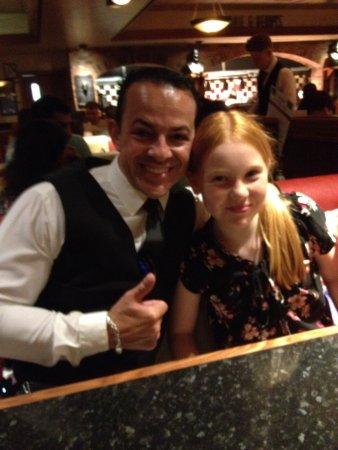 Frankie & Benny's New York Italian Restaurant & Bar - Nottingham: Lovely night out