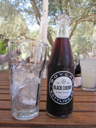 Park 121: the soda
