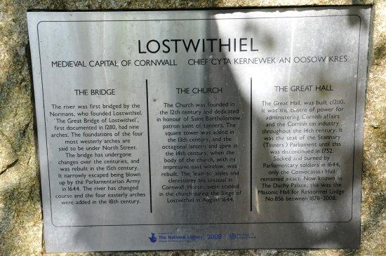 Lostwithiel