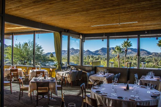 Sanctuary Camelback Mountain: Elements Dining Room