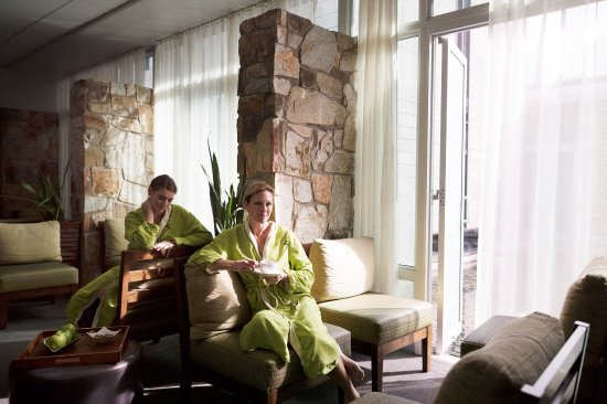 Sanctuary Camelback Mountain: Spa Waiting Room
