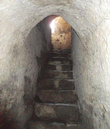 Solarino, Italia: ingresso al pozzo di San Paolo
