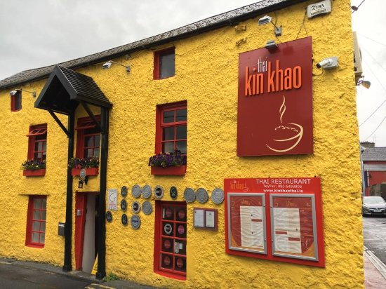 Kin Khao Thai Restaurant: Shop front