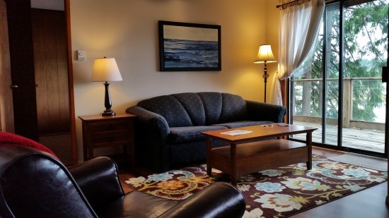 Page's Resort and Marina: cottage 1