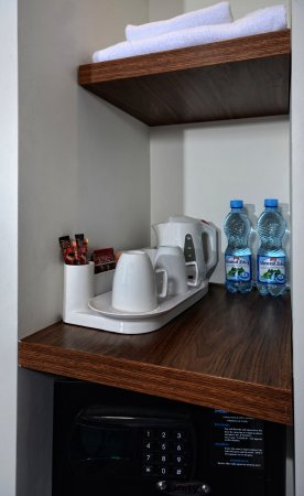 Holiday Inn Express Warsaw Airport: Room Feature