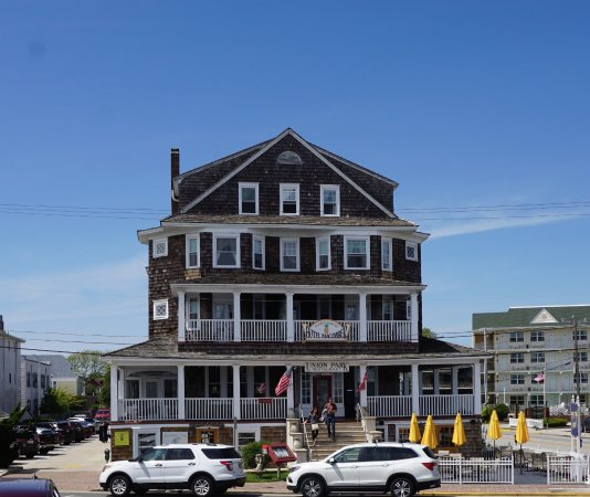 Union Park Dining Room: Picture Of Union Park Dining Room, Cape May