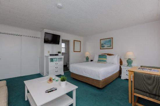 The Ocean Resort Inn: Queen Studio