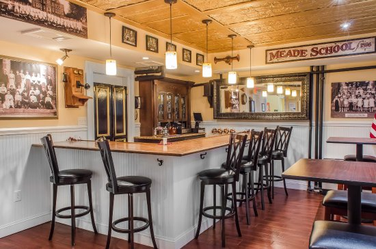 Federal Pointe Inn, an Ascend Hotel Collection Member: Bar