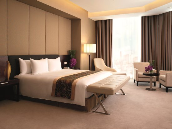 Crowne Plaza West Hanoi : Guest Room
