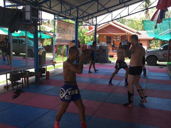 Muay Thai Chinnarach Boxing Camp: photo0.jpg